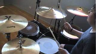 Arms Open Wide - Hillsong United - Drum Cover