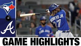 ไฮไลท์เกม Blue Jays vs. Braves (5/11/21) | จุดเด่นของ MLB