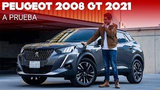 Peugeot 2008 GT 2021, a prueba: simplemente el nuevo referente en manejo, interiores y diseño