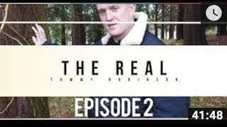 The Real Tommy Robinson Episode 2 – Criminal Convictions