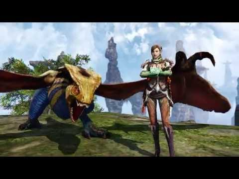 Riders of Icarus — Lynic Mount Feature