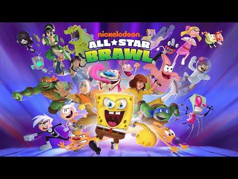 Nickelodeon All-Star Brawl : Launch trailer