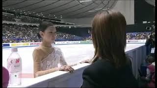 村上佳菜子さん輝いてるネクターフラメンコ2009ジュニアGPファイナルSPショートプログラム