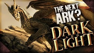 Dark And Light | CHARACTER CREATION, THE NEXT ARK? #1 (Let's Play Dark And Light Gameplay)