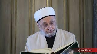 Kısa Video: Peygamber Efendimiz'den Daha Müslüman Olmaya Çalışmak Yanlıştır