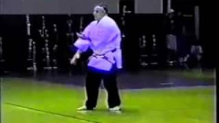 Видео стиля Кодзё-рю. Тони Сандовал (Tony Sandoval)