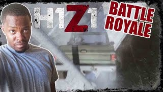 Battle Royale H1Z1 Gameplay - CRAZY DRIVING! | H1Z1 BR Gameplay