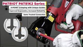 video: PATRIOT® 4-POINT® PAT81K2