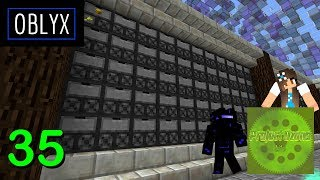 Modern skyblock 3 - EP40   AE2 Stuff Advanced Inscriber