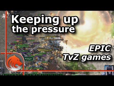 Download Starcraft 2 Tons Of Nukes In A Pro Game Video 3GP Mp4 FLV