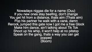King Von   2 A.M (Lyrics)