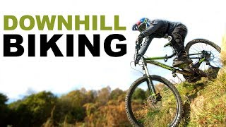 This Week I Learned Downhill Mountain Biking