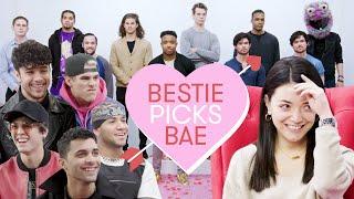 I Let CNCO Pick My Boyfriend: Elisa | Bestie Picks Bae