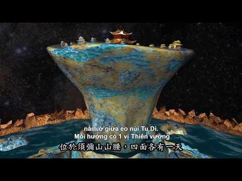 MÔ PHỎNG Tam Thiên Đại Thiên Thế Giới Trong Kinh Phật 1