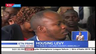 High Court of Kenya stops Kenyan government from deducting 1.5% Housing Levy
