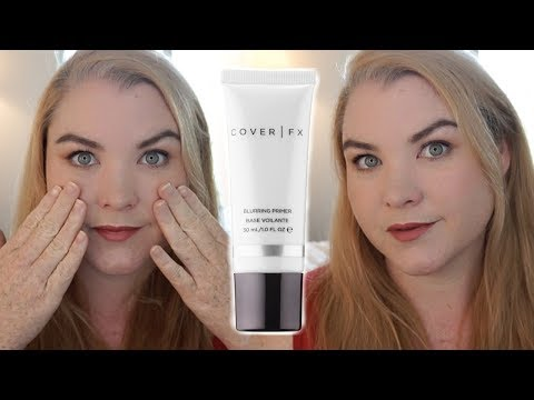 Cover FX Blurring Primer – Review and Demo