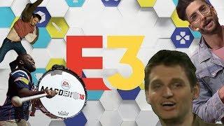 EA Play. E3 2018. Пресс-конференция. Перевод на русском от Булджать