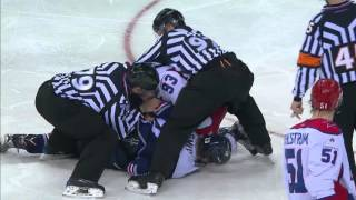 Kaletnik fights Stolyarov, Timkin joins Sergeyev