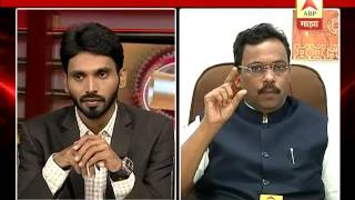Steps to regulate commercialisation of education: Education Minister Vinod Tawde on ABP Majha