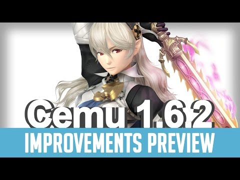 Cemu 1,6,2 (Wii U Emulator) | Improvements Preview