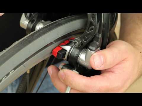 Brake Pad Replaement  - Magura Rim Brakes HS11 und HS33 R (Deutsch)