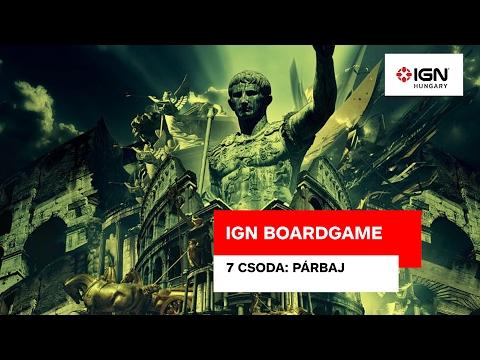 IGN BoardGame: 7 Csoda: Párbaj - IGN Hungary