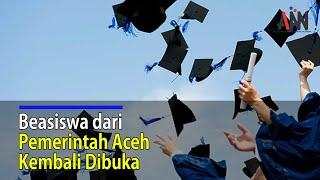 2.120 Kouta Beasiswa dari Pemerintah Aceh Kembali Dibuka
