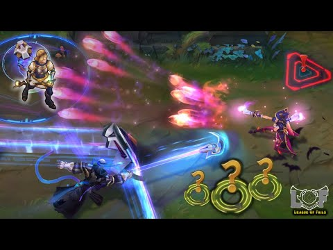 Calculating 200IQ Outplays and LoL Moments 2020 - League of Legends