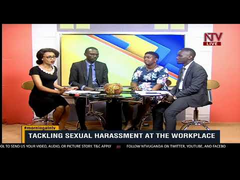TAKE NOTE: Steps taken to file a sexual harassment complaint