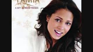 Tamia- The Christmas Song (Chestnuts Roasting on an Open Fire)