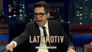 LATE MOTIV - Berto Romero. El Tercer Cómico Más Guarro De España   #LateMotiv325