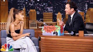 Best Friends Challenge With Ariana Grande