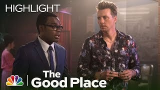 The Good Place - Chet Vs. Chidi