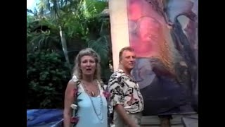 MAMA PRESENTS… Jason Schwartz visits ELAN VITAL     /.   MauiMeadowsFire 1995