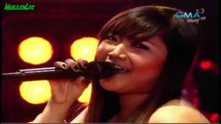 "Charice(Pempengco) - feat. Elmo Magalona ""Pyramid & Reset"" @ Home for Valentine"