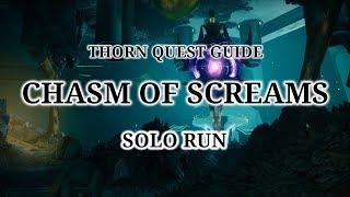 destiny 2 thorn quest strike solo - TH-Clip