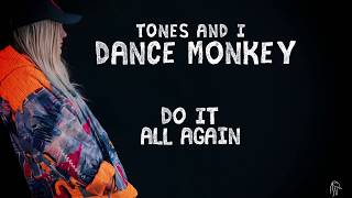 TONES AND I   DANCE MONKEY (LYRIC VIDEO)