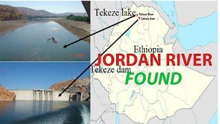 The REAL Jordan River (in AFRICA!)