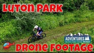 Luton Park Rockford Michigan DRONE action!
