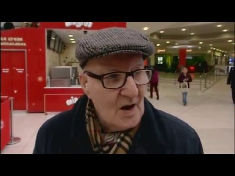 Elderly Irishmans thoughts on St Patricks Day