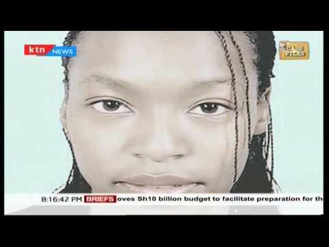 Last moments of Mercy Keino captured on CCTV