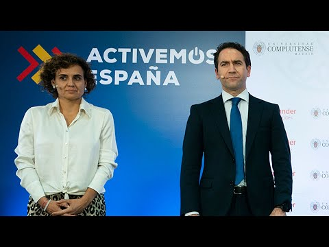 Intervención de Dolors Montserrat en las jornadas Activemos España con Europa