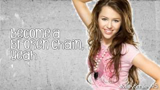 Miley Cyrus - Good and Broken (with lyrics)