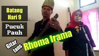 Gitar Tunggal#Pucuk Pauh//sumatera Selatan'Gitar Mirip Bang Haji Rhoma Irama
