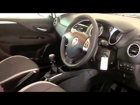 FIAT PUNTO HATCHBACK (2012) 1.2 EASY 5DR - WN62VLV