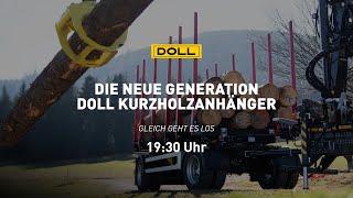 Die neuen DOLL Kurzholzanhänger