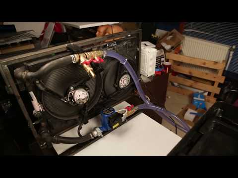 Bitcoin Mining Experiment! How to 16ths liquid cooled