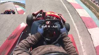 preview picture of video 'Carrera Karting Sallent 16/03/2014'