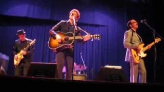 Josh Ritter:  Orbital - Avalon Theatre  (Easton, MD)  4.2.2009