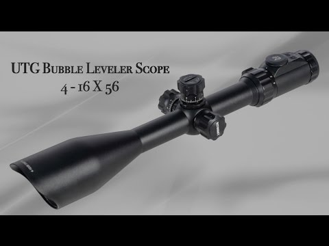 UTG Helps Level Out Long Range Shots